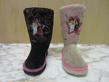 Girls Disney High School Musical Boot, Available In 2 Colours, Hsm Snugg