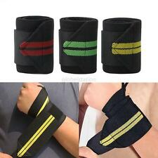 Fitness Gym Sport Wrist Wraps Weight Lifting Training Bandage Hand Support Strap