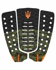 New Far King Surf Tone 2 Tail Pad Surfing Accessories Green