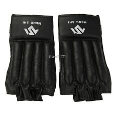 New Mitts Half-finger Fitness Boxing Gloves Punch Bag Training Equipment EA77