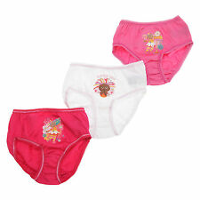 In The Night Garden Childrens/Girls Upsy Daisy Cotton Briefs (Pack Of 3)