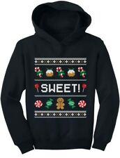 Sweet Candy Ugly Christmas Sweater Cute Toddler Hoodie Gift