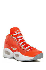 NEW Reebok Question Allen Iverson The Strong Survive Atomic Red Gray V69689 f1