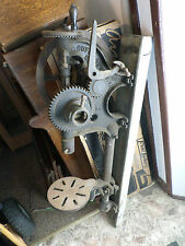 Antique Buffalo Forge No. 614 Blacksmith Barn Post Drill Press