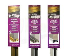 Lowline Door Threshold Sill Weather Water Draught Excluder Seal Cill Stormguard