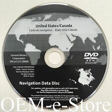 2007 to 2011 Chevrolet Suburban / Silverado Navigation OEM DVD Map V8.0c Update