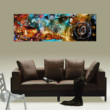 Modern Abstract Hand-painted Art Oil Painting on Canvas Wall Decor 40inch
