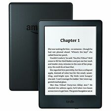 "Amazon All-New Kindle E-Reader, 6"" Glare-Free Touchscreen Display, Wi-Fi"