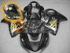 Mini Helmet + INJ Fairing Body for Suzuki GSX1300R 2008 2009 2010 2011 2012 AC