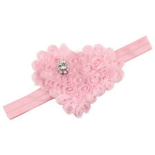 Baby Girl Hairbands Lace Flower Heart Kids Infants Headbands Hair Accessories