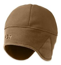 Outdoor Research Windwarrior Fleece Hat Coyote Brown, Windproof, Military