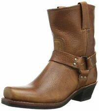 Frye Women's Harness 8R #77455 Leather Boots Car Brown Size 6.0M