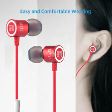 Music Stereo Earbuds Sport Running Earphone with Microphone Noise Cancelling