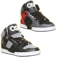 Osiris Nyc 83 Mens Leather Matt Trainers