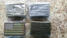 """CONDOR #230 USA American Flag Patch 2""""x3"""" (6 Pack LOT!!!) (On Vacation til 7/30)"""