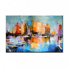 Hand-painted Famous Oil Painting Modern Abstract Canvas Oil Painting 36'' A#4