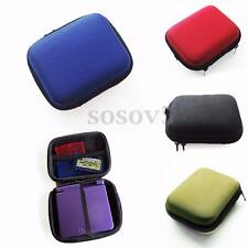 Hard Case Carry Cover EVA Bag Protector For Nintendo Gameboy Advance SP GBA SP