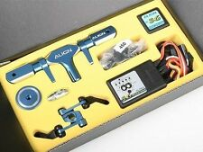 Align 3G Programmable flybar system for T-REX 450 (blue) #45109