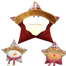 Christmas Candy Five-star Pillow Christmas Holiday Decorations Commodity Lovely