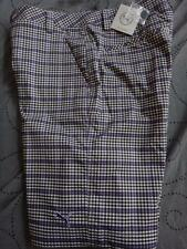 PUMA GOLF PLAID CELL RICKIE FOWLER SHORTS SIZE W 30 MEN NWT $70.00