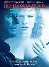 The Human Stain (DVD, 2004)