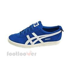 Shoes Onitsuka Tiger Mexico Delegation d639l 4201 uomo Blue Off White