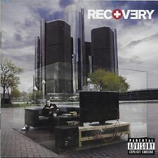 Recovery [PA] by Eminem CD 2010 Interscope USA