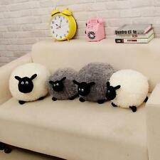 Cute Plush Toys Stuffed Soft Sheep Character Kids Baby Toy Xmas Gift Doll New