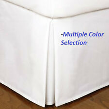 1500 COLLECTION - Super Soft Wrinkle Resistant Bed Skirt Queen or King Sizes