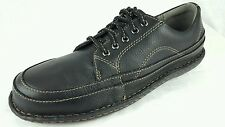 Hush Puppies Pro Hytest Women's HPP Opanka Oxford Steel Toe ESD Work Shoes Black
