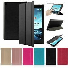 PU Leather Stand Case Cover for Amazon Kindle New Fire 7'' 8'' 10'' 2015 2016
