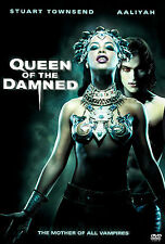 Queen of the Damned Aaliyah Stuart Townsend DVD Movie Mother of all Vampires