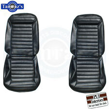 1970 Firebird Front Seat Upholstery Covers Standard Interior PUI New