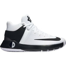 NIKE MENS KD TREY 5 IV TB BASKETBALL WHITE BLACK SHOES **FREE POST AUSTRALIA