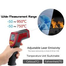 Non-Contact Laser Handheld Digital IR Infrared Thermometer Temperature Gun O1W6