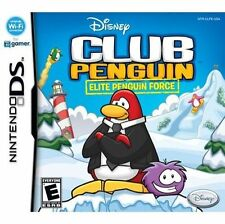 Club Penguin: Elite Penguin Force - DS Game - Game only, No Case