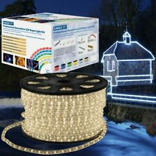 Eagle 45M LED Rope Light Roll Garden Decking Mood Outdoor Lights Kits Christmas