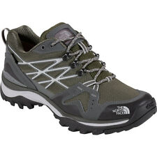 THE NORTH FACE MENS HEDGEHOG FASTPACK GORE-TEX HIKING GREEN SHOES*FREE POST AUST