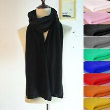 Unisex Winter Warm Windproof Scarf Men Women Long Scarves christmas Gift @#