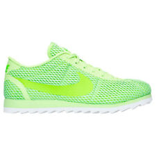 NIKE WOMENS CORTEZ ULTRA BREATHE CASUAL GHOST GREEN SHOES **FREE POST AUSTRALIA