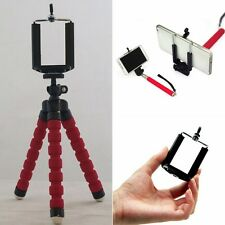 For Gopro Camera / SLR / DV Mini Flexible Tripod Bubble Octopus Stand Pod Mount