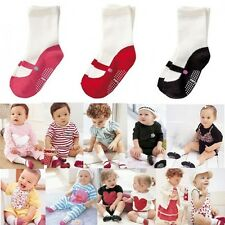 Shoes Newborn Crib Cotton Anti-slip Baby Floor Socks Boots