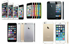 Apple iPhone 5 5C 5S 6 16GB 4G 8MP Mobile Smartphone Factory Unlocked With Box