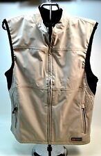 Mens Ansai Mobile Warming Battery Heated Electric Vest Golf Breathable NEW
