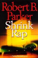 "Shrink Rap by Robert Parker:  ""SIGNED""   (2002, Hardcover)"