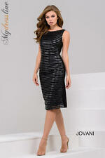 Jovani 50176 Short Cocktail Dress ~LOWEST PRICE GUARANTEE~ NEW Authentic