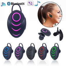 Universal Wireless Bluetooth Stereo Headset Handsfree Earphone For Smartphone