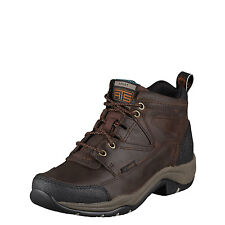 Ariat Women's Brown Terrain H2O Waterproof Lace Up Work Boots/Shoes 10004134