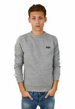 Superdry OL Crew Sweat M20081XNF3 XGE grey grit - Pullover - grey + new +