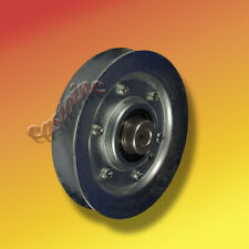 734, Steel V-Idler Pulley Replace MTD 756-0226, 756-0293, 756-0293A, 756-1208